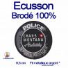 Ecusson Brodé